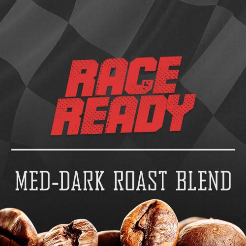 Race Ready ? Medium-Dark Roast Coffee
