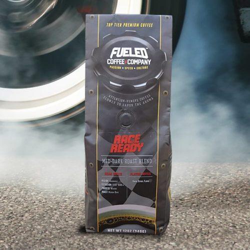 Race Ready - Medium-Dark Roast Coffee Blend